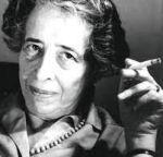 Hanna Arendt: oświecenie – racjonalizm – biologizm – rasizm – holokaust.